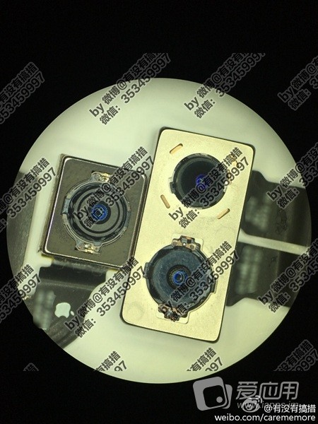 Modul camera duala iPhone 7