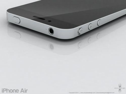 iPhone Air, să fie acesta designul lui iPhone 5?