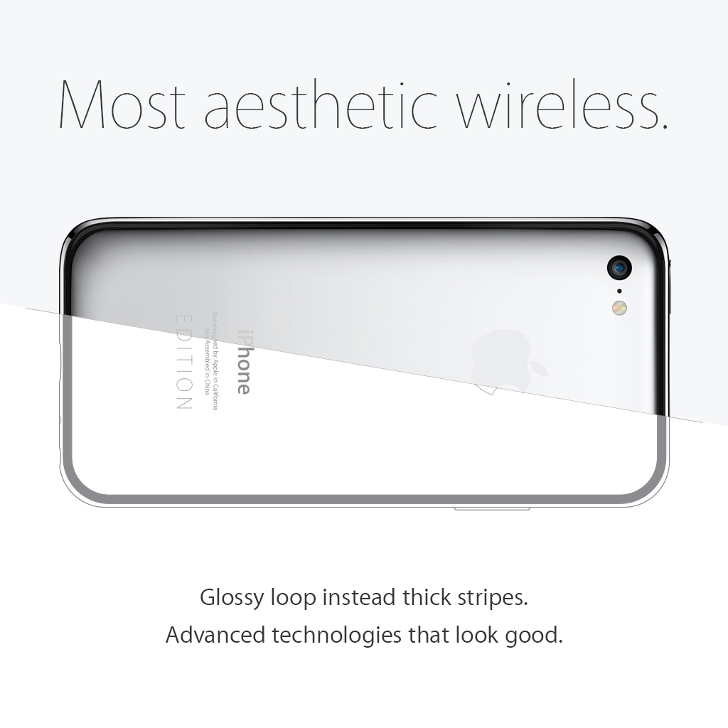 iPhone Edition e un fel de iPhone 6s, cu carcasa fabricată din oțel și fără buton Home