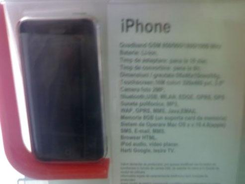 iPhone la Constanta