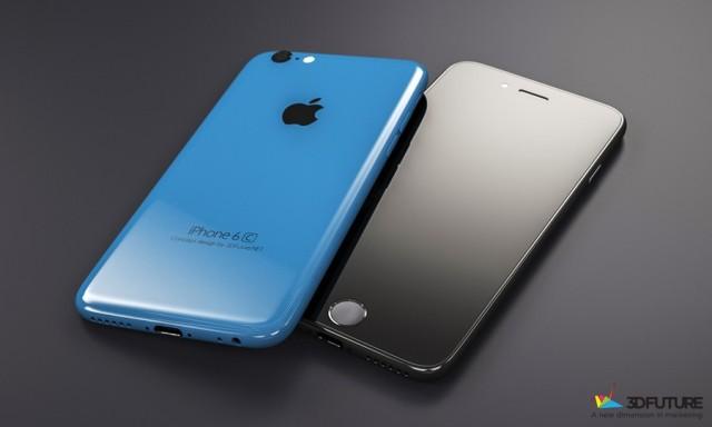 iPhone 6c îşi face apariţia într-o serie de randări concept arătoase