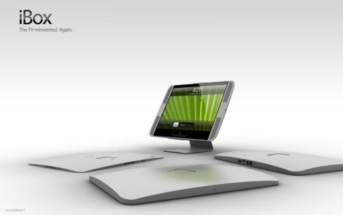 Concept Apple iBox