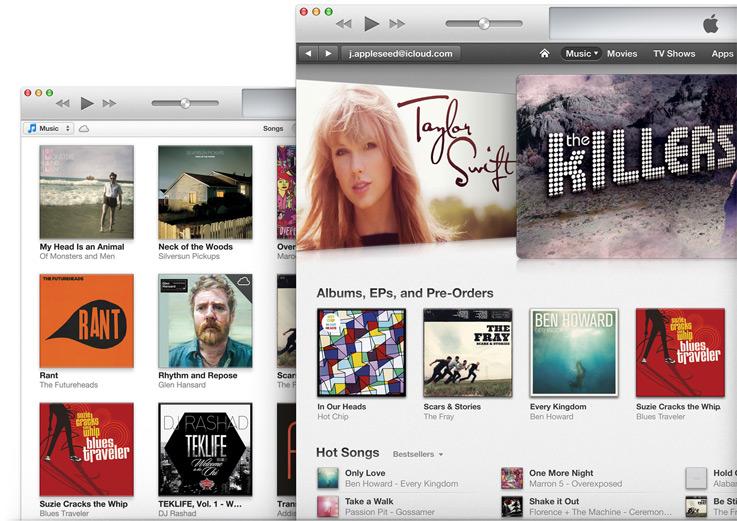 iTunes 11 este disponibil acum, iată ce noutăţi aduce