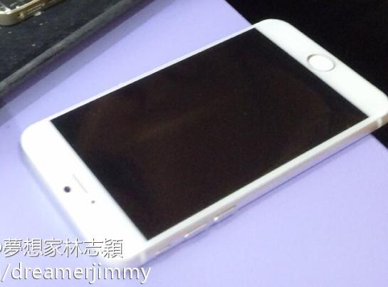 Phablet-ul Apple iPhone 6 Își face apariția Într-o nouă serie de fotografii