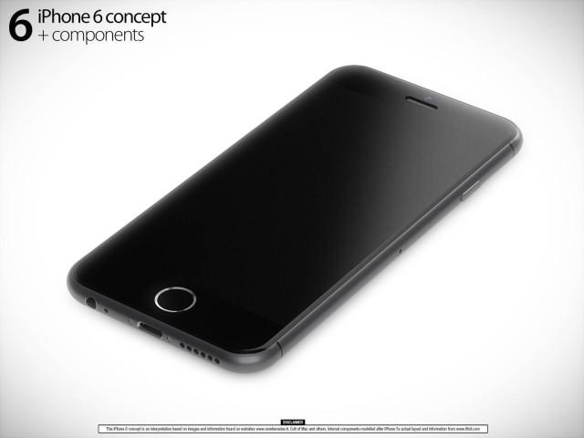 iPhone 6 disecat, componentele analizate cu atenție În cadrul unui concept migălos