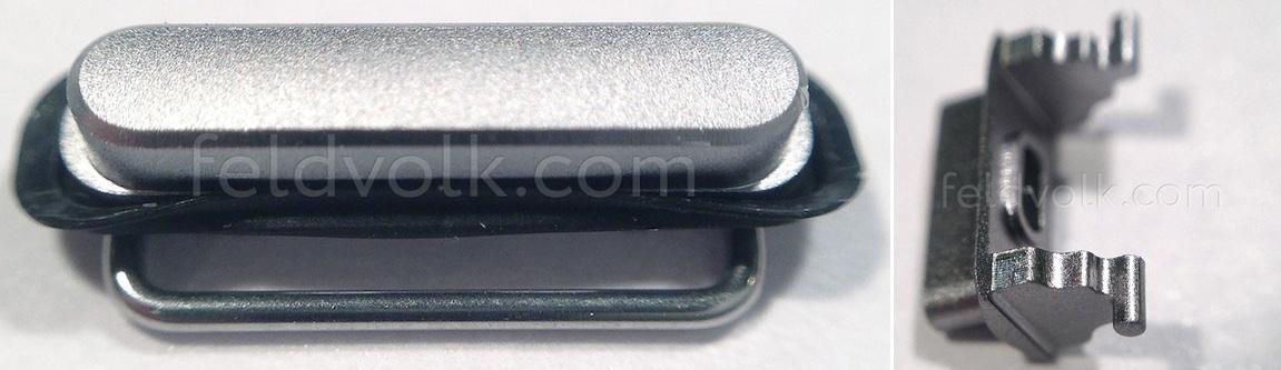 Panoul frontal al lui iPhone 6 Își dezvăluie formele curbate foarte atractive Într-o nouă fotografie