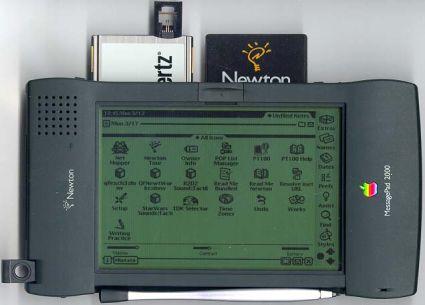 PDA Newton