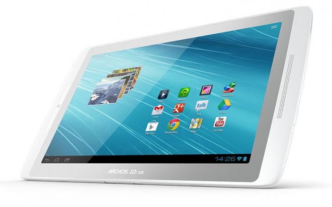 Archos 101 XS, o nouă tableta cu dock tastatura, la preț de 400 de dolari