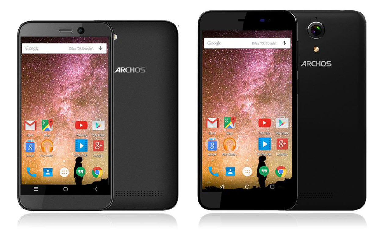 Archos 40 Power şi Archos 50 Power