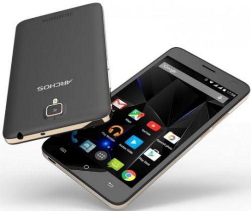 Archos anunță smartphone-ul 50d Oxygen; vine cu display Full HD de 5 inch și costă 150 dolari