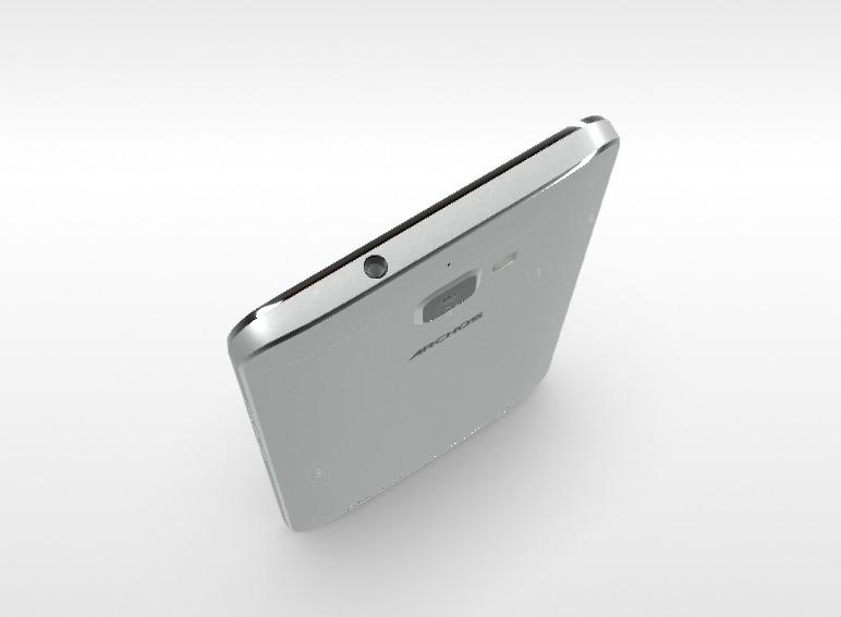 Archos Diamond Plus este o versiune mai mare de Diamond S şi va debuta în curând cu Android 5.1, spate similar cu al lui HTC One M9