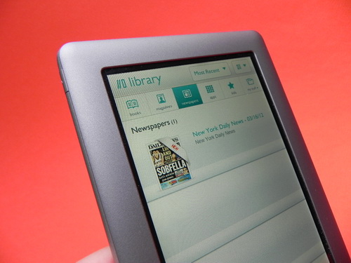 Books Nook Tablet