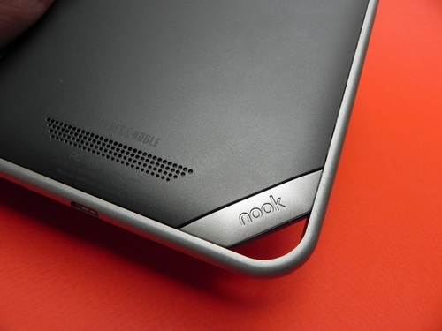 Nook Tablet - Slot Micro SD