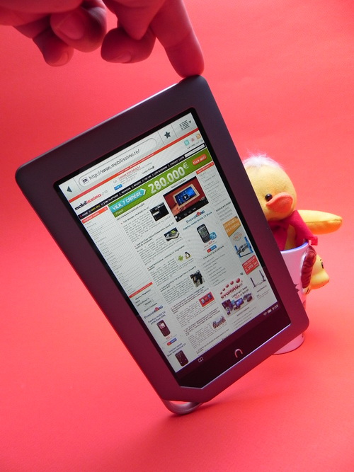 Mobilissimo pe Nook Tablet