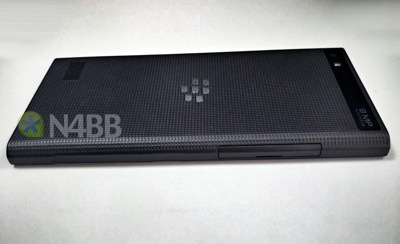 BlackBerry Leap (Rio), viitorul mid-range pregătit de canadieni are parte de o primă scăpare pe web