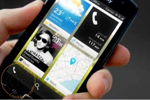 BlackBerry 10 OS ni se prezinta in imagini proaspate: noi widgeturi si iconuri depistate