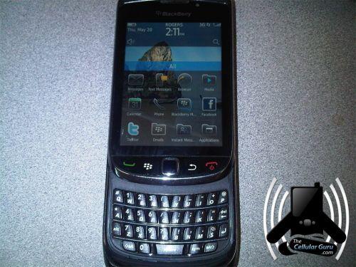 BlackBaeery Bold 9800