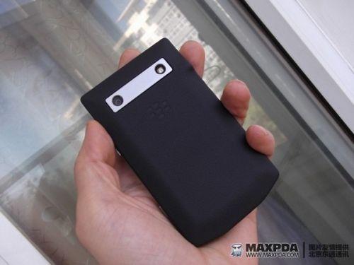 Telefon misterios de la RIM - BlackBerry 9900/9980