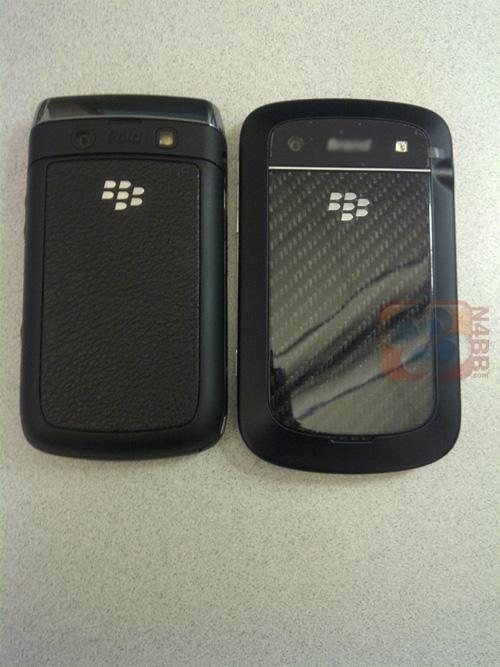 Imagini În premieră cu noul BlackBerry Bold - BlackBerry Dakota/Montana combină touch-ul cu tastatura