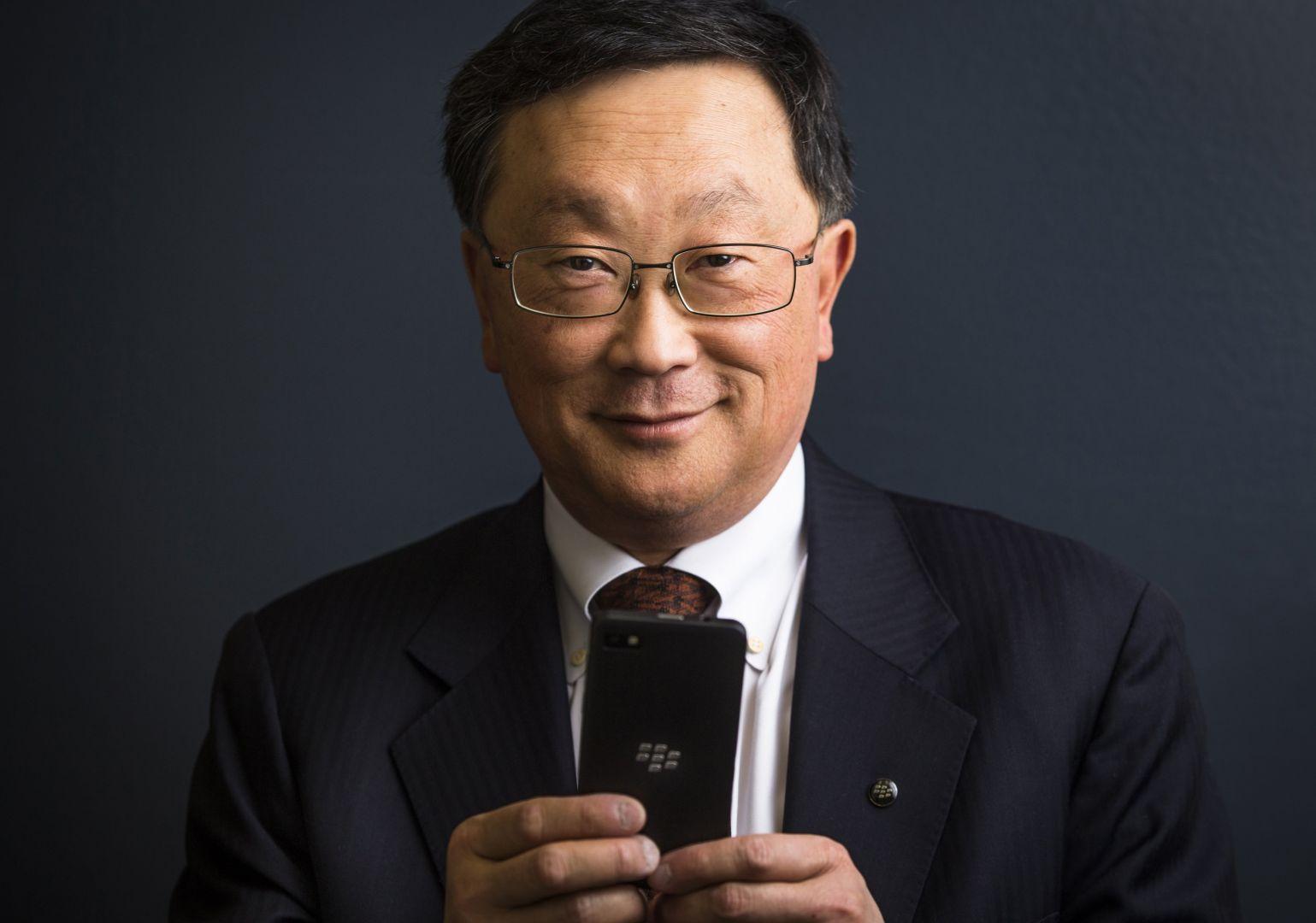 CEO-ul BlackBerry, John Chen infirmă zvonurile despre Android pe terminalele companiei sale, indică o posibilă retragere din zona smartphone