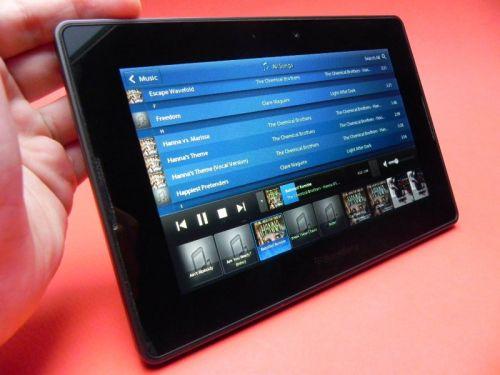 RIM nu renun?? la tableta BlackBerry PlayBook