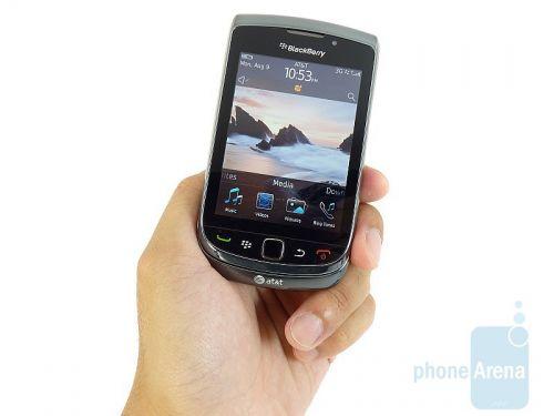BlackBerry Torch 9800, intr-o recenzie detaliata