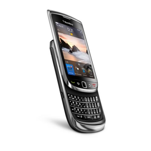 BlackBerry Torch 9800 la liber in Marea Britanie