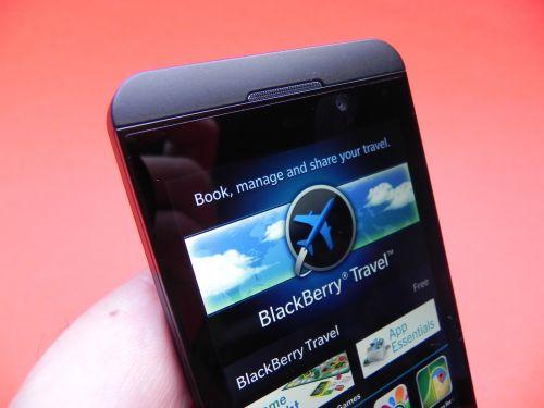 Recenzie BlackBerry Z10