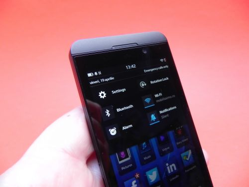 Review BlackBerry Z10
