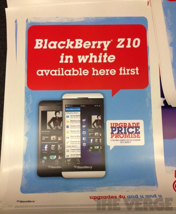 Iată cutia și ambalajul lui BlackBerry Z10; Ar putea fi pus În vânzare chiar de azi, prin Vodafone!