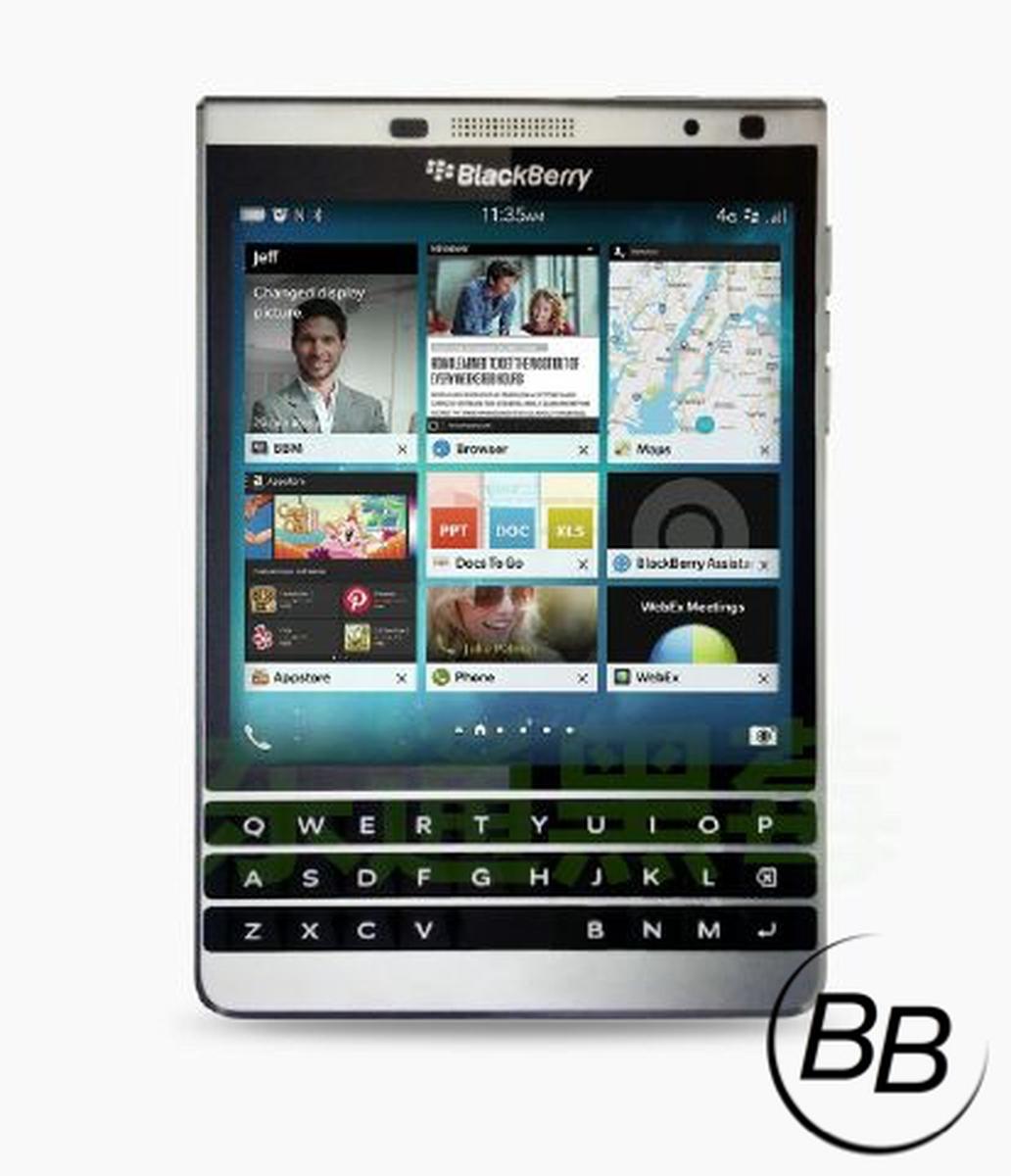 BlackBerry Oslo are parte de prima scăpare într-o imagine oficială, soseşte în iunie