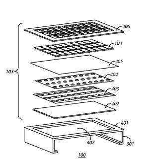 BlackBerry primește un brevet pentru o tastatură fizică suprapusă unui ecran touch