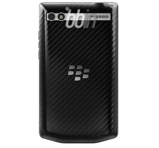 BlackBerry Porsche Design P`9983 ajunge pe Internet din nou, sub formă de specificații și imagini