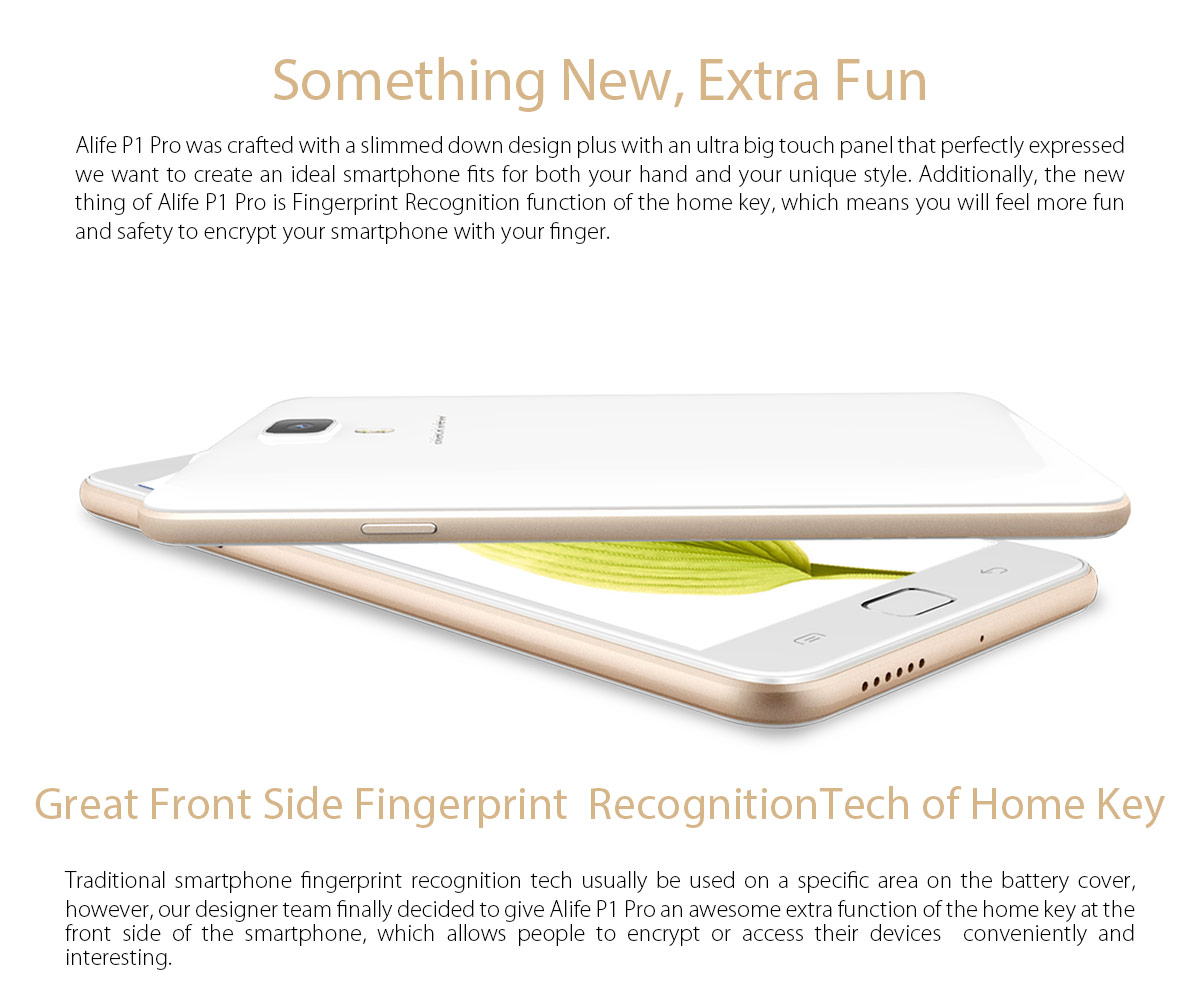 Blackview Alife A1 Pro e probabil telefonul cel mai accesibil cu scanner de amprente şi ecran 2.5D; Costă doar 99 de dolari