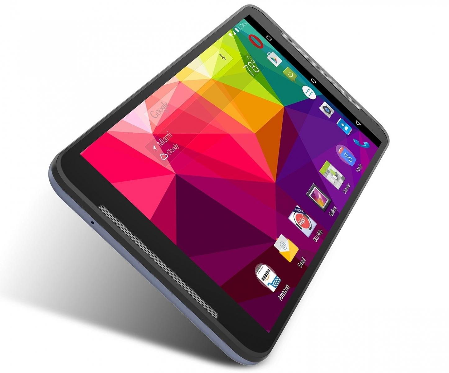 BLU lansează uriașul phablet Studio 7.0 LTE; device cu display de 7 inch și preț de 199 dolari