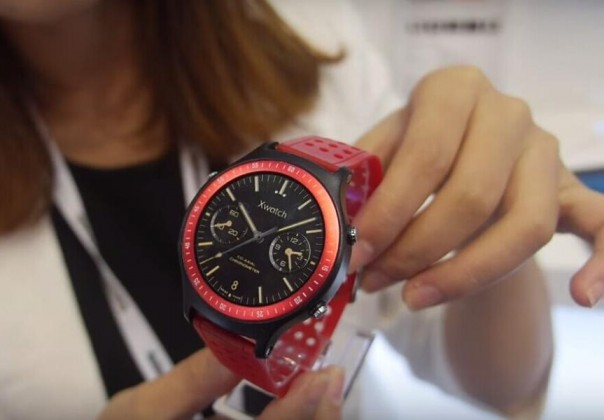Bluboo Xwatch se afișează în cadrul show-ului HK Global Source Exhibition; aflăm și detalii despre smartphone-ul Xtouch