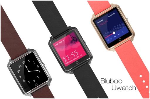 Bluboo Uwatch este probabil cel mai ieftin smartwatch cu Android Wear din lume; Costă doar 50 de dolari