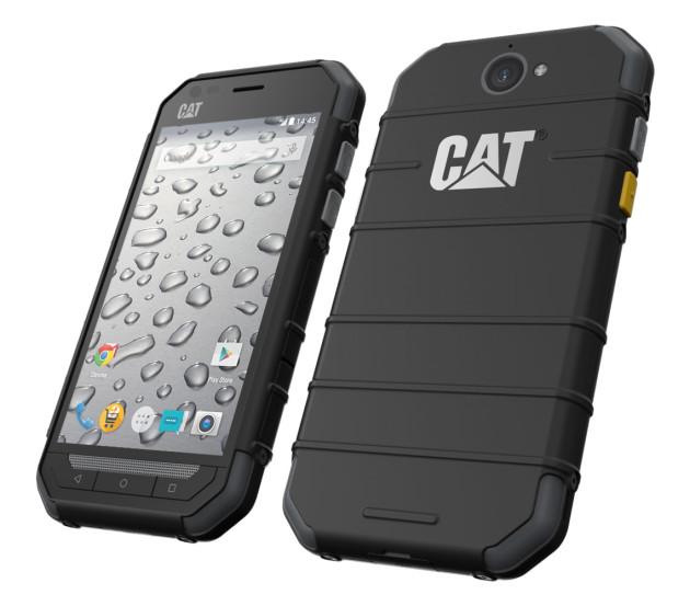 Cat S40 şi Cat S30 sunt două noi telefoane ultrarezistente, cu dotări midrange, dar preţuri cam piperate