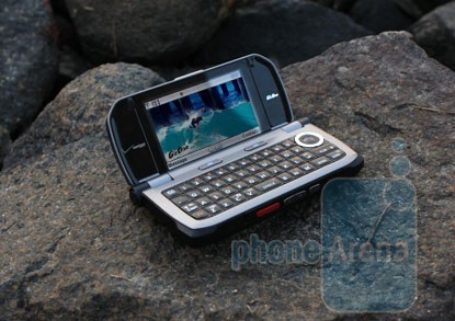 GzOne Brigade is pretty hi-tech for a rugged phone