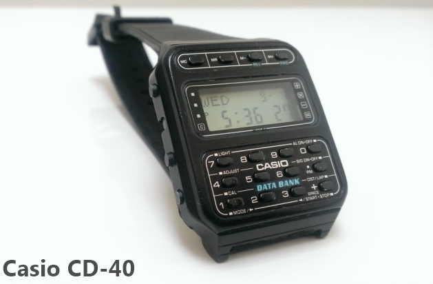 Casio CD-40