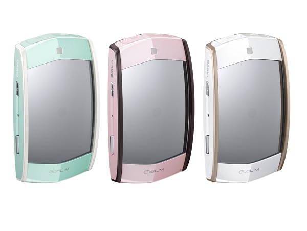"""Casio lansează camera specială pentru selfie Exilim MR1 """"Kawaii Selfie"""""""