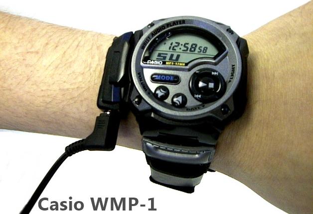 Casio WMP-1