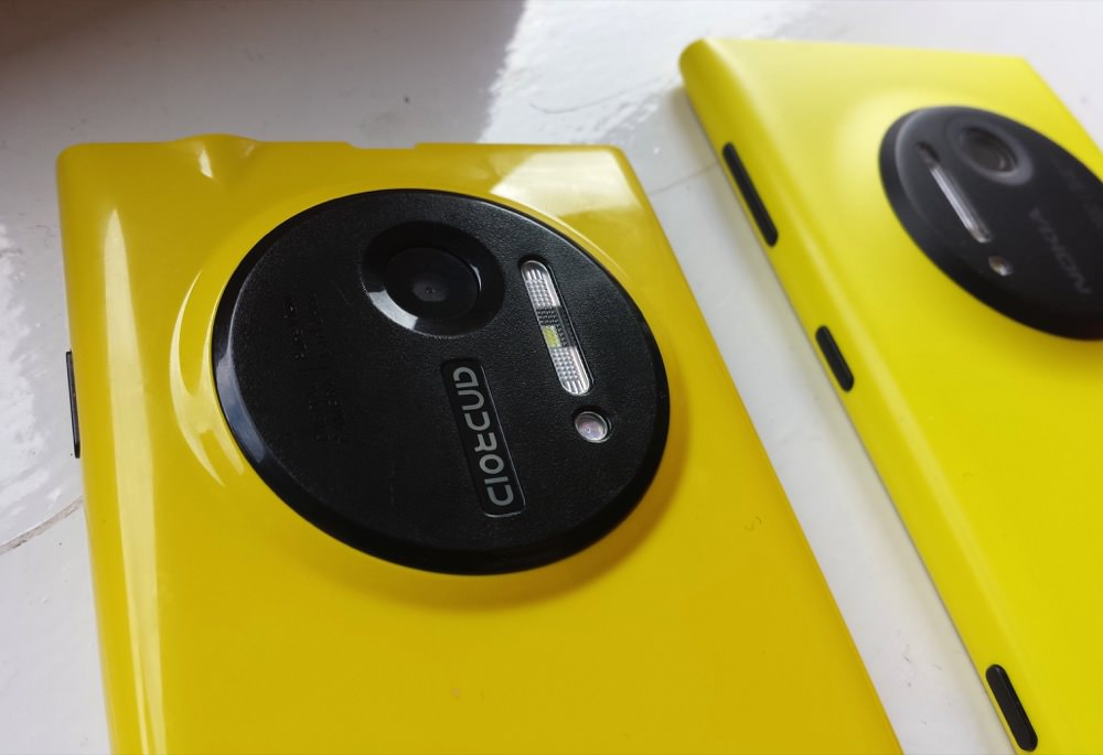 "L1020, o clonă de Nokia Lumia 1020 cu Android și camera ""Piureview"""