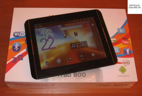 iTab 800 3G