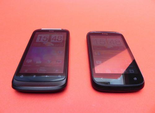 HTC Desire C vs HTC Desire S