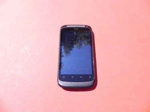 HTC Desire S display in bataia soarelui