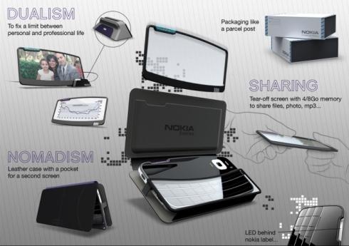 Nokia E97 Concept