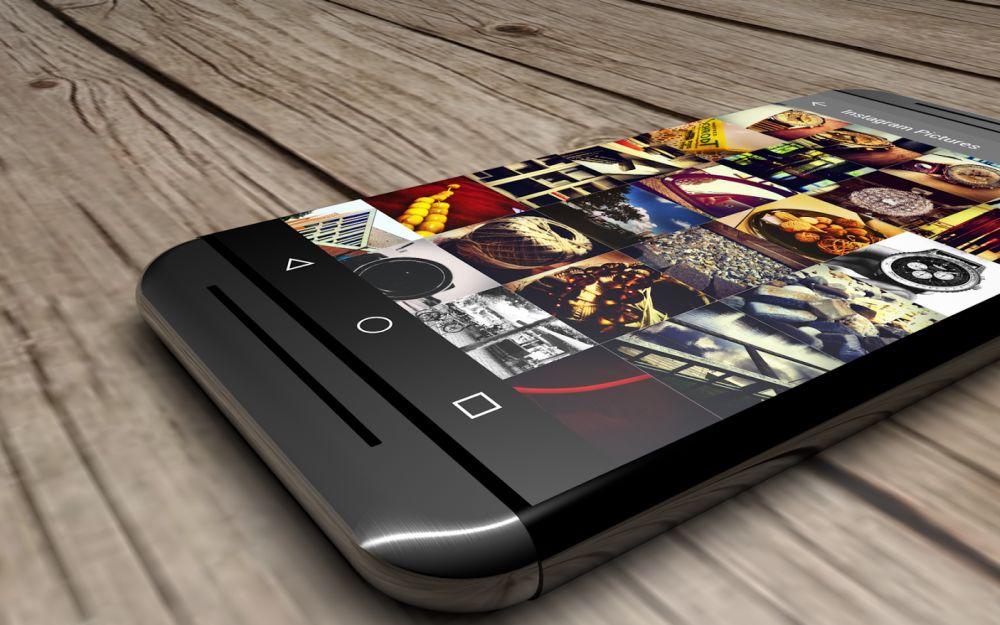HTC One Bloom 3 este un nou concept de smartphone metalic ce aduce un display edge-to-edge