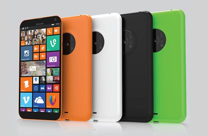 Microsoft Lumia 935 este un telefon concept arătos, cu camera de 31 de megapixeli şi ecran Quad HD