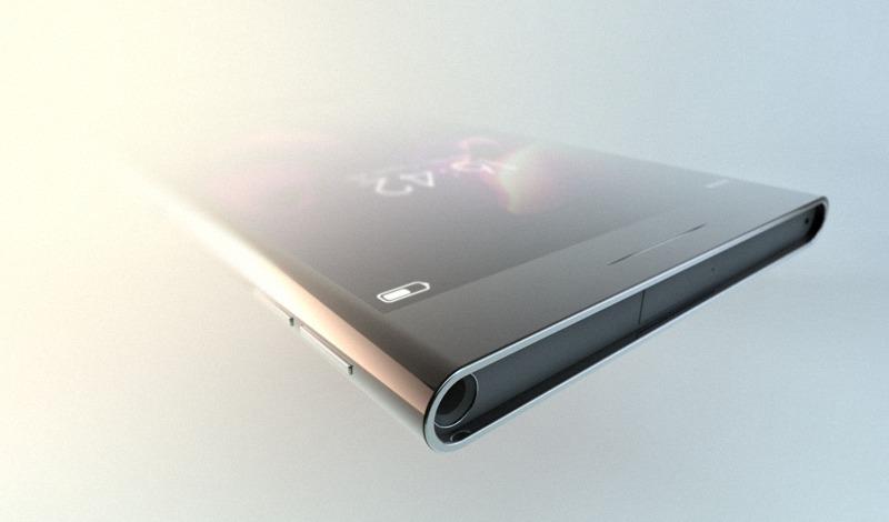 Ce iese dintr-o combinație a unui Lumia cu un Xperia? Conceptul lui Alex Diaconu ne arată ce!